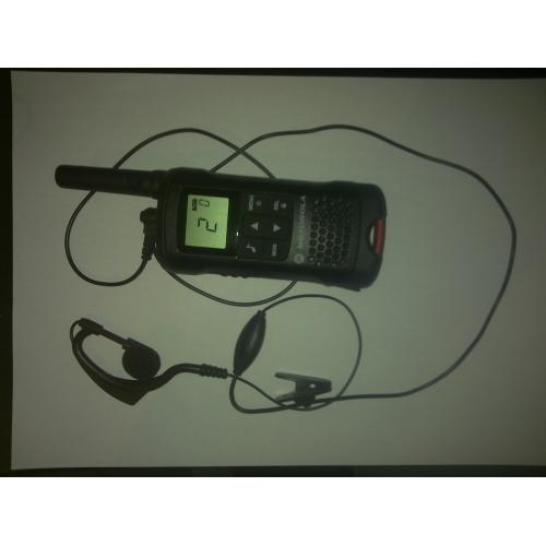 ... prémium kihangosító csíptetős mikrofon fülhallgató walkie-talkie  (fekete) 086db07c90