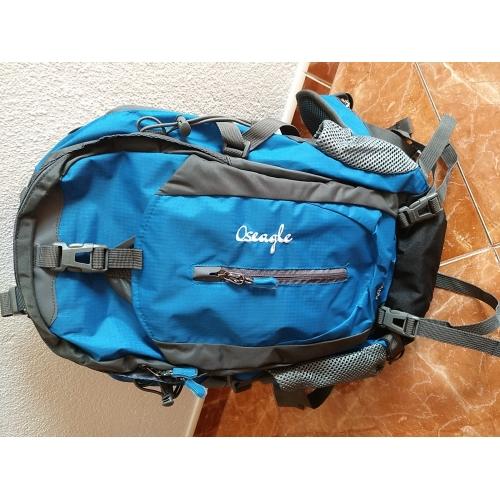cf8e614c5854 ... Hiking Backpack 40 L - Waterproof Rain Waterproof Wearable Outdoor  Camping   Hiking Climbing Traveling Terylene