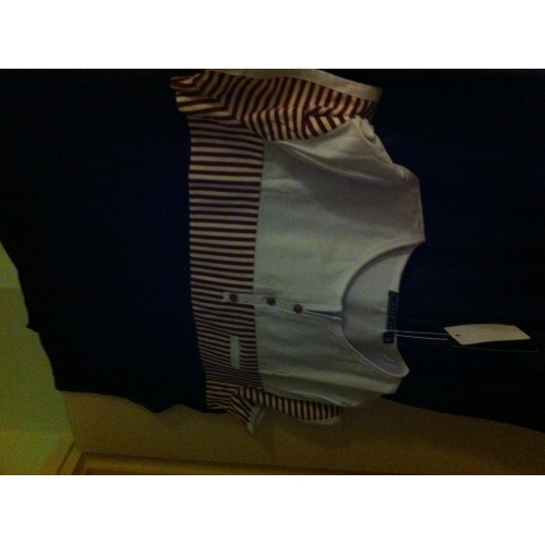 Homens Camiseta Activo Patchwork be0c3420e4251