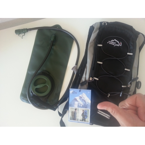 edc5862fe418 ... Párásodás Outdoor LOCAL LION 12 L Hidratáló táska és ivótasak /  Kerékpár Hátizsák - Vízálló, Párásodás