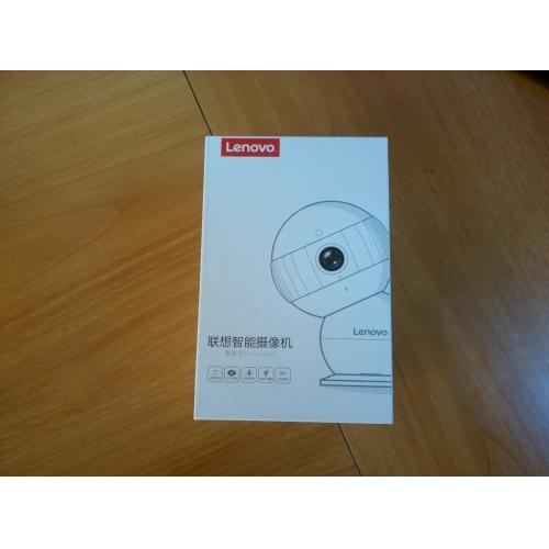 Lenovo® Snowman Thinker 720P 1 0 MP IP Camera with Day Night
