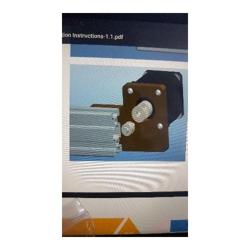 3052a2aae Anet a2 3d impressão diy alumínio metal 3d tridimensional bocal cartão tf  off-line de ...