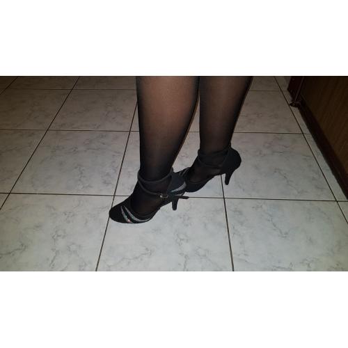 Per donna Scarpe per danza moderna   Liscio Liscio Liscio Paillette   Velluto   566455