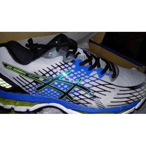 82d9c3846 ASICS GEL-NIMBUS 17 Hombre Zapatillas de Running   Zapatillas de deporte  Goma Deportes recreativos