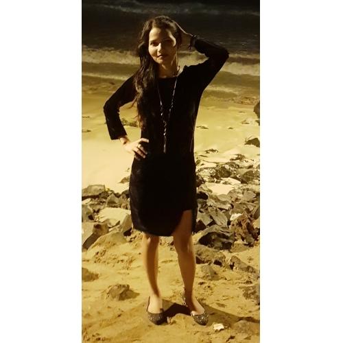 a0116a90e04 Γυναικεία Μεγάλα Μεγέθη Εξόδου Βελούδο Θήκη Φόρεμα - Μονόχρωμο Ως το Γόνατο