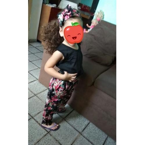 76908942da6de مجموعة ملابس قصيرة بدون كم شريطة ورد رياضي Active للفتيات طفل صغير ...