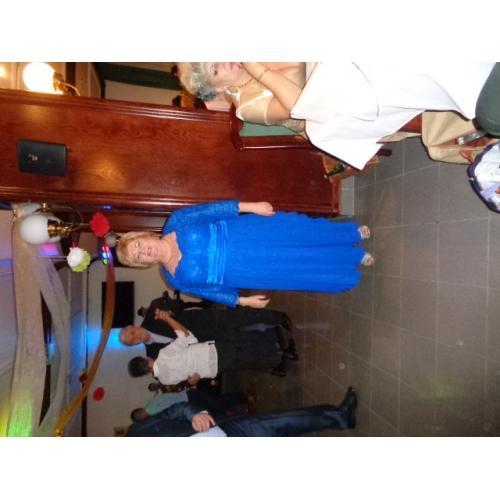 e0023328ac A-Line V Neck Tea Length Chiffon / Corded Lace Mother of the Bride Dress