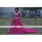 Rochie de bal rochie de flori fată rochie de mireasa - satin fără mâneci spaghete curele de lan ting bride®