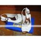 piele de căprioară cu toc inalt superior închis-degetele de la picioare cu panglică culori shoes.more de moda disponibile