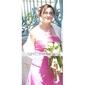 Coloană / Teacă Fără Bretele Lungime Podea Șifon Rochie Domnișoară Onoare cu Ruching de LAN TING BRIDE®