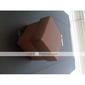 ciocolata pătrat caseta de favoarea (set de 24)