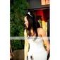 Haine Bal Fără Bretele Lungime Podea Tulle Rochie de mireasă cu Mărgele Flori de LAN TING BRIDE®