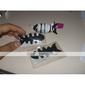 silicon cască manager de cablul de folie pentru MP3 / Apple iPod (culoare aleatorii)