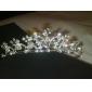 aliaj de superba cu Cehă pietre de nunta mireasa tiara