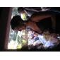Coloană / Teacă Gât V Bretele Spagheti Lungime Podea Șifon Rochie Domnișoară Onoare cu Drapat Ruching Pliuri de LAN TING BRIDE®