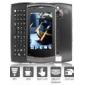 U20 - Dual SIM Touchscreen Slide Cellphone with QWERTY Keyboard (WiFi, TV)