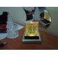 termometru colorat lumina ceas cu alarmă digitale calendar (3xAAA)