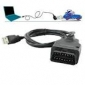 OBD2 ecu REMAP flash tuning verktyg EOBD-II Galletto 1260