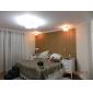 Modern/Contemporan Montaj Flush Pentru Sufragerie Dormitor Cameră de studiu/Birou Becul nu este inclus