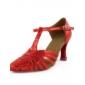 glittrande glitter / konstläder övre dansskor balsal latinska / modern skor för kvinnor mer färger