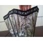 damasc fara bretele de închidere Busk fata corsete ocazie specială shapewear