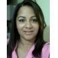 Coloană / Teacă Pe Umăr Lungime Podea Șifon Rochie Domnișoară Onoare cu Drapat Flori Pliuri de LAN TING BRIDE®