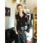 Inspirat de Final Fantasy Cloud Strife Video Joc Costume Cosplay Costume Cosplay Peteci NegruGeacă / Pantaloni / Armură umăr / Accesoriu