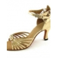 de performanță din imitație de piele superioare latină / pantofi de dans modern centura frumoase pentru femei