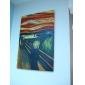 Pictat manual Faimos Vertical pânză Hang-pictate pictură în ulei Pagina de decorare Un Panou