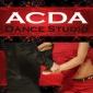 Chaussures de danse (Multicolore) - Non personnalisable - Talon bas - Satin - Danse latine/Salle de bal
