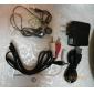 récepteur dongle bluetooth audio (blanc)