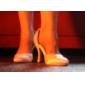 Dame - Pantofi de nunta - Tocuri - Pantofi cu Toc - Nuntă - Negru / Roz / Roșu / Fildeș / Alb / Argintiu / Auriu