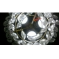3.5 E26/E27 Bulb LED Glob A50 9 led-uri SMD 5730 Alb Cald Alb Rece Alb Natural 200-250lm 4500K DC 12V