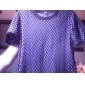 Inspirerad av Naruto Cosplay Animé Cosplay-kostymer Cosplay Toppar / Bottoms Enfärgad Kortärmad T-shirt Till Man