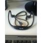portig trådlö MP3-pelare med hörlurar, töd för TF och FM-radio