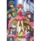 Mer accessoarer Inspirerad av Cardcaptor Sakura Sakura Kinomoto Animé Cosplay Accessoarer Kort Svart Papper Kvinna