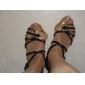 satin femei / copii superioare de dans pantofi sală de bal pantofi latine