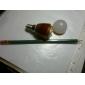 E14 3.5W 220lm 5000K naturligt vitt ljus ledde bollen lampa (85-265V)