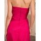 A-line Printesa rochie de drăguț curte de șenilă șifon rochie de seară cu beading de ts couture®