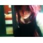 Peruci de Cosplay Black Butler Grell Sutcliff Roșu Lung Anime Peruci de Cosplay 90 CM Fibră Rezistentă la Căldură Bărbătesc