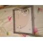 mirele si mireasa de proiectare nunta Set stilouri în rășină alb
