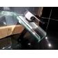 Moderne Set de centre Jet pluie with  Soupape céramique 1 trou Mitigeur un trou for  Chrome , Robinet lavabo