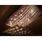 Montaj Flush ,  Modern/Contemporan Galvanizat Caracteristică for Cristal Bec Inclus Metal Sufragerie Bucătărie
