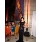Trompetă / Sirenă Bateau Neck Mătura / Trenă Paiete Seară Formală Bal Militar Gală Elegantă Rochie cu Paiete de TS Couture®