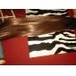 24 tum 8 st 100% äkta hår silkeslen raka klipp i hårförlängningar