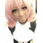 Peruci de Cosplay Inu x BOKU SS Roromiya Karuta Roz Short Anime Peruci de Cosplay 40 CM Fibră Rezistentă la Căldură Feminin