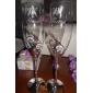 Cristal Prăjire Flutes Personalizat Cutie de Cadouri