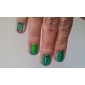 1 pcs roule ligne ruban autocollant bandes ongle décoration (11 couleurs au choix)