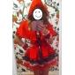 Costume Cosplay Costume petrecere DinBasme Festival/Sărbătoare Costume de Halloween Peteci Rochie Pălărie Halloween Carnaval Feminin