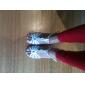 spumante sclipici t-curea latine pantofi de dans / sală de bal femei personalizate (de mai multe culori)